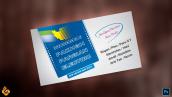 کارت ویزیت لایه باز پخش محصولات صنعت برق